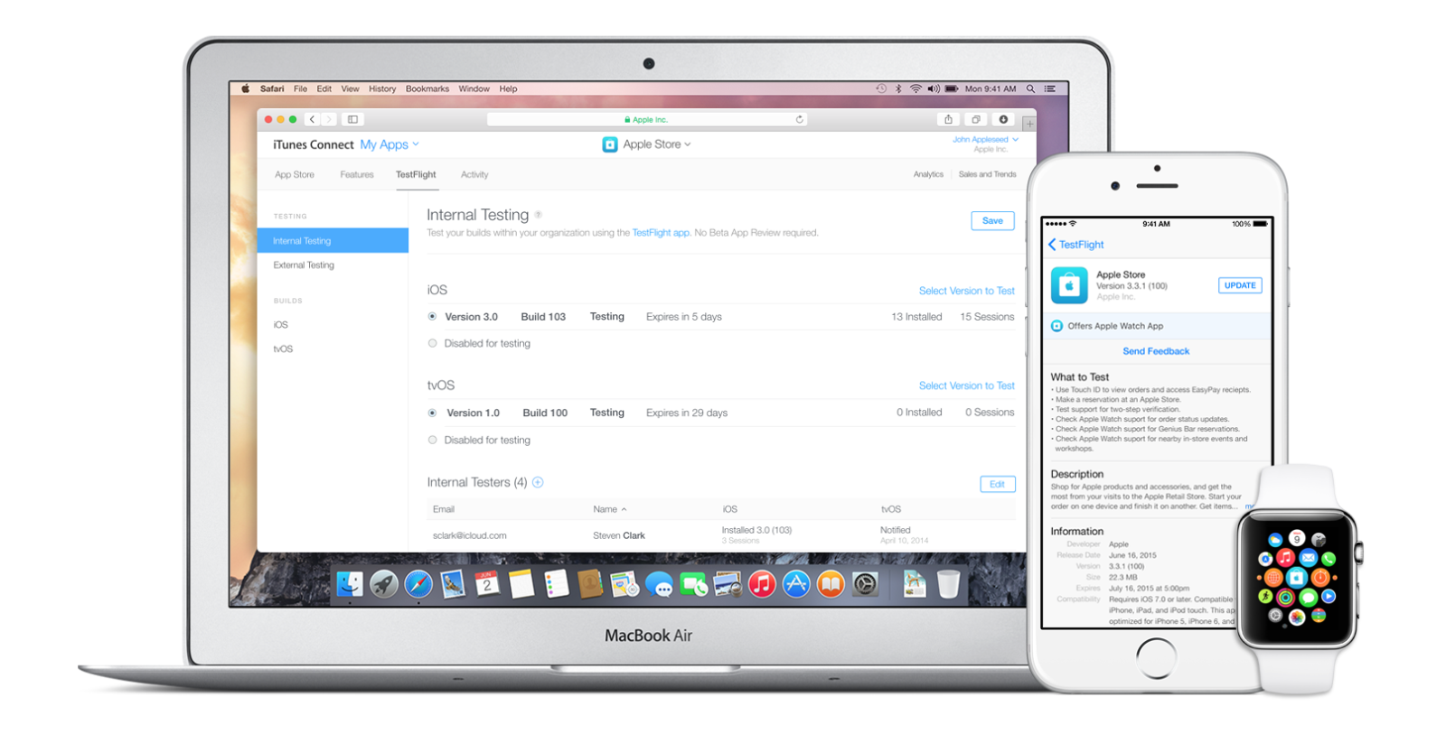 Apple expands TestFlight tester limit to 10,000 users apple-expands-testflight-tester-limit-to-10000-users