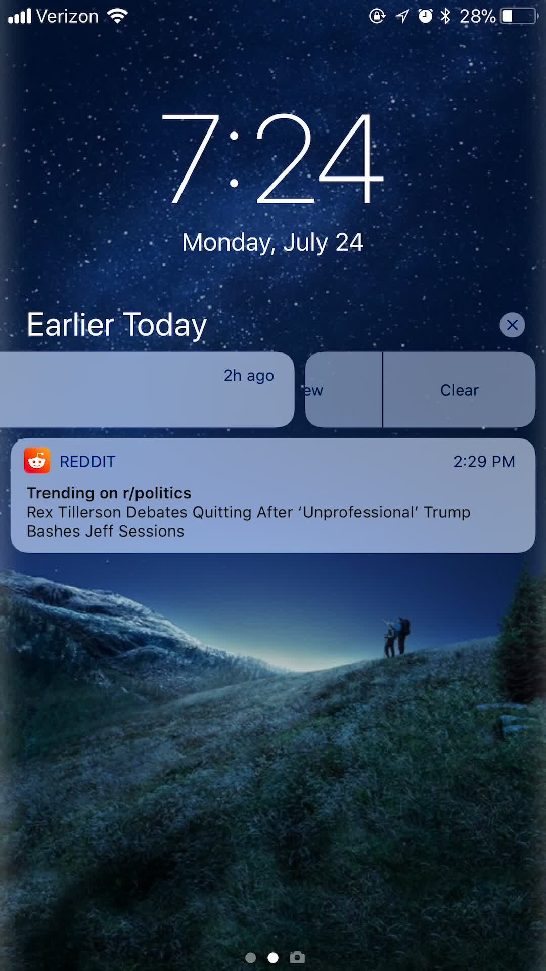 """Yaasssss!!!! Newest beta brings back the """"slide to go directly to app from lock screen """" that was on previous versions of iOS!!! No more awkward 3D pressing then tapping just to go to the app!! yaasssss-newest-beta-brings-back-the-slide-to-go-directly-to-app-from-lock-screen-that-was-on-previous-versions-of-ios-no-more-awkward-3d-pressing-then-tapping-just-to-go-to"""