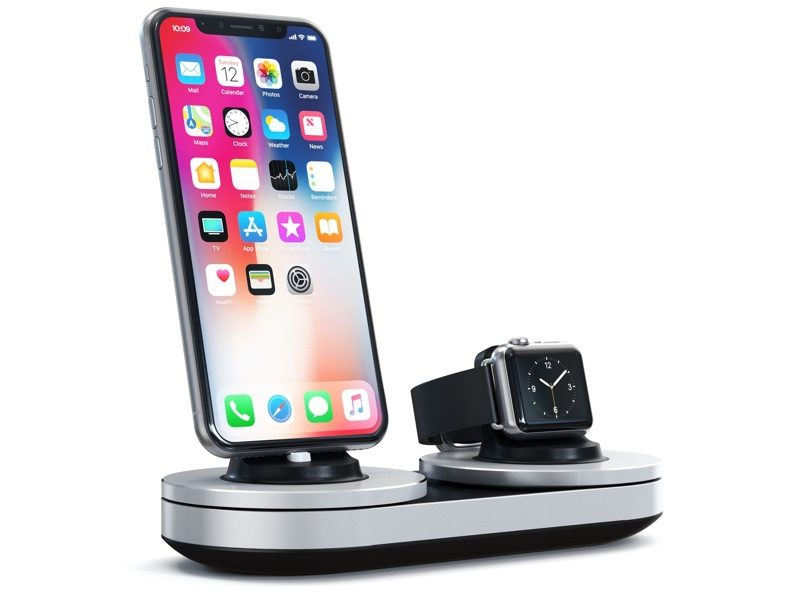 CES 2018: Satechi Debuts New Dual Charging Station for iPhone and Apple Watch ces-2018-satechi-debuts-new-dual-charging-station-for-iphone-and-apple-watch