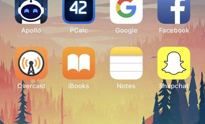 Let S See Your Home Screen Setups Iphone Paradise