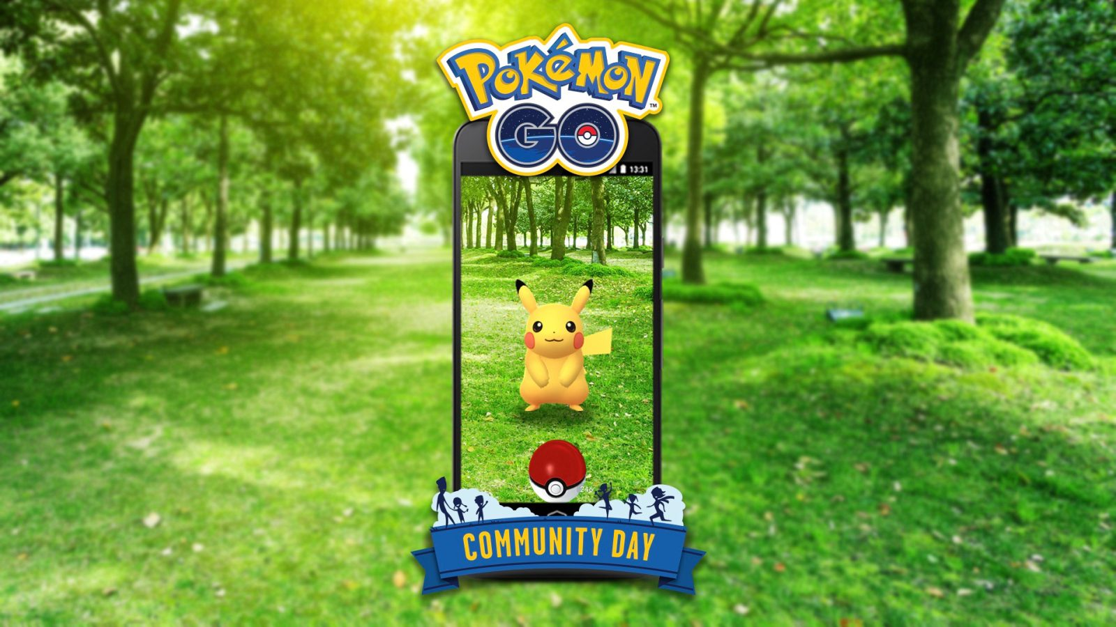 Pokémon GO launching monthly Community Day for Trainers pokemon-go-launching-monthly-community-day-for-trainers