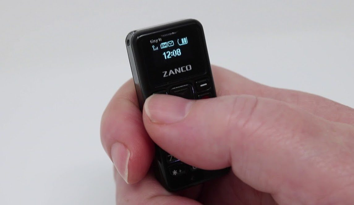 The Zanco Tiny T1 Is the Smallest Phone in the World the-zanco-tiny-t1-is-the-smallest-phone-in-the-world