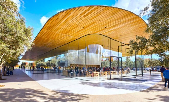 People Keep Running Into Glass Walls And Doors At Apple Park