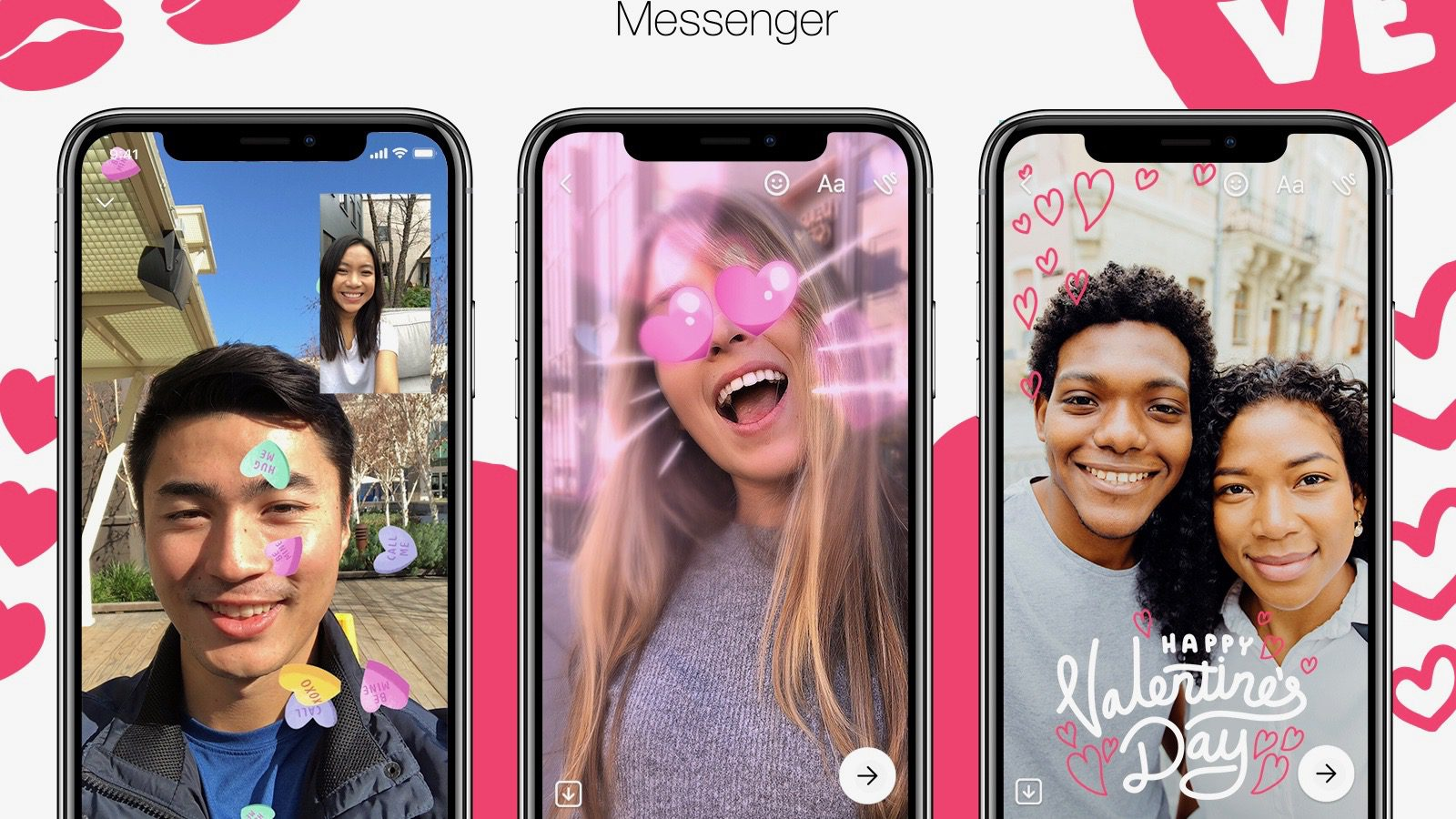 Facebook announces new Messenger features to help couples 'feel the love' this Valentine's Day facebook-announces-new-messenger-features-to-help-couples-feel-the-love-this-valentines-day