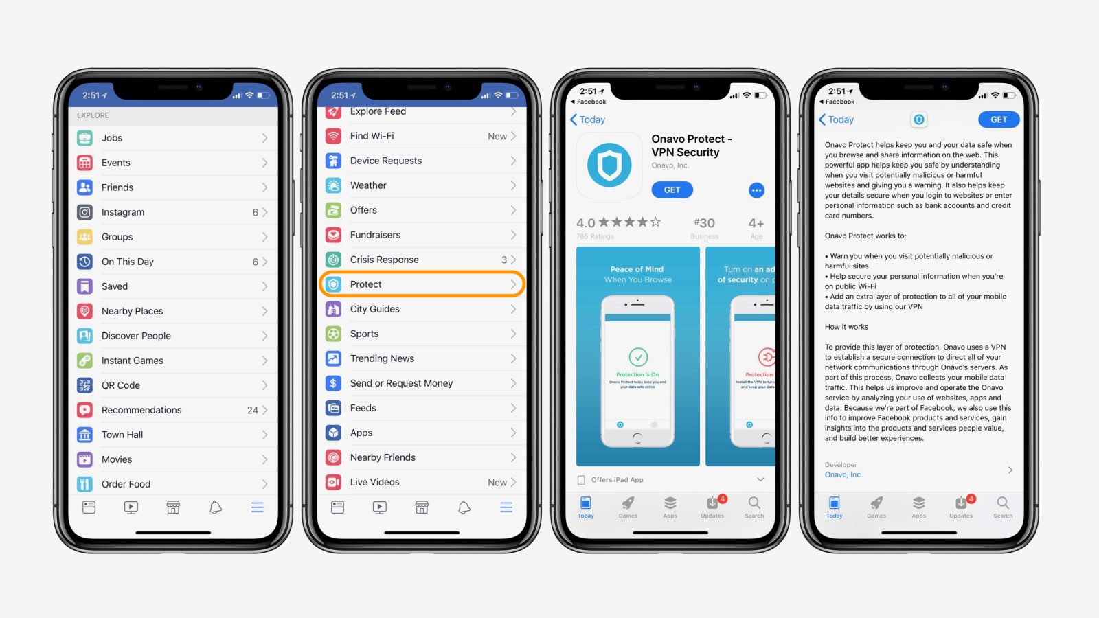 Facebook's 'Protect' feature on iOS essentially installs spyware on iPhone and iPad facebooks-protect-feature-on-ios-essentially-installs-spyware-on-iphone-and-ipad
