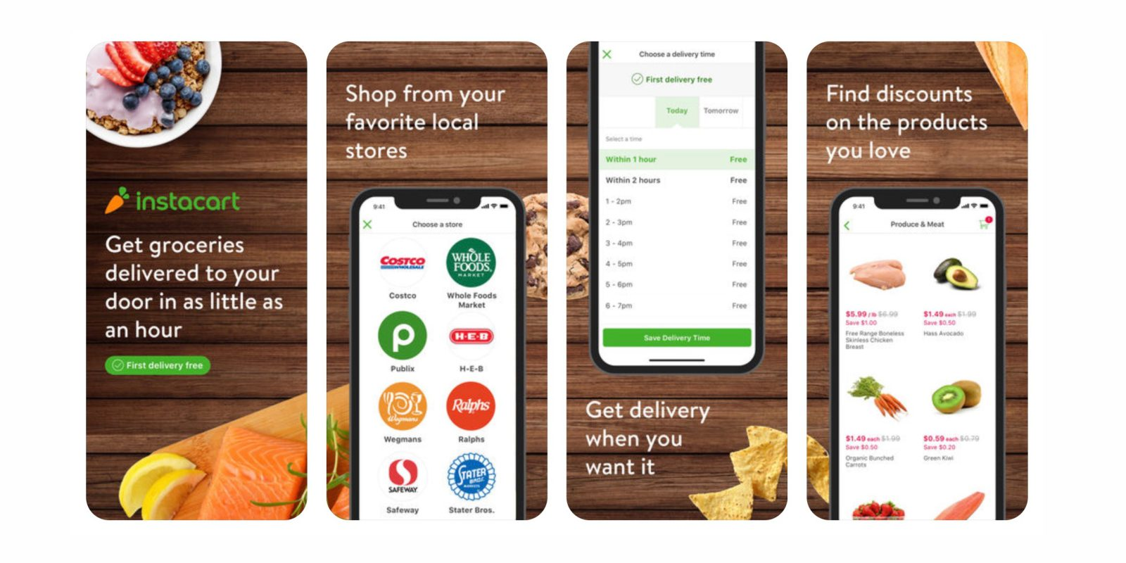 This week's Apple Pay promo brings back free Instacart grocery delivery latest-apple-pay-promotion-offering-free-grocery-delivery-with-instacart