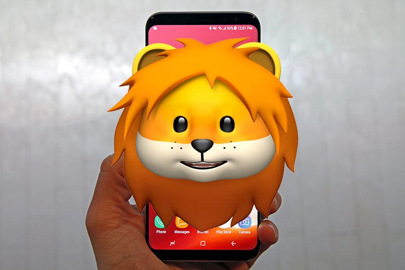 Samsung's Galaxy S9 Expected to Copy iPhone X's Animoji Feature samsungs-galaxy-s9-expected-to-copy-iphone-xs-animoji-feature