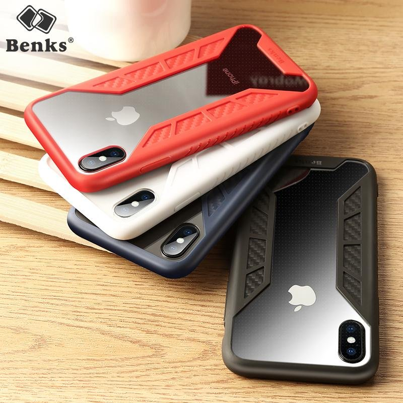 Benks Phone Case For iPhone X benks-phone-case-for-iphone-x