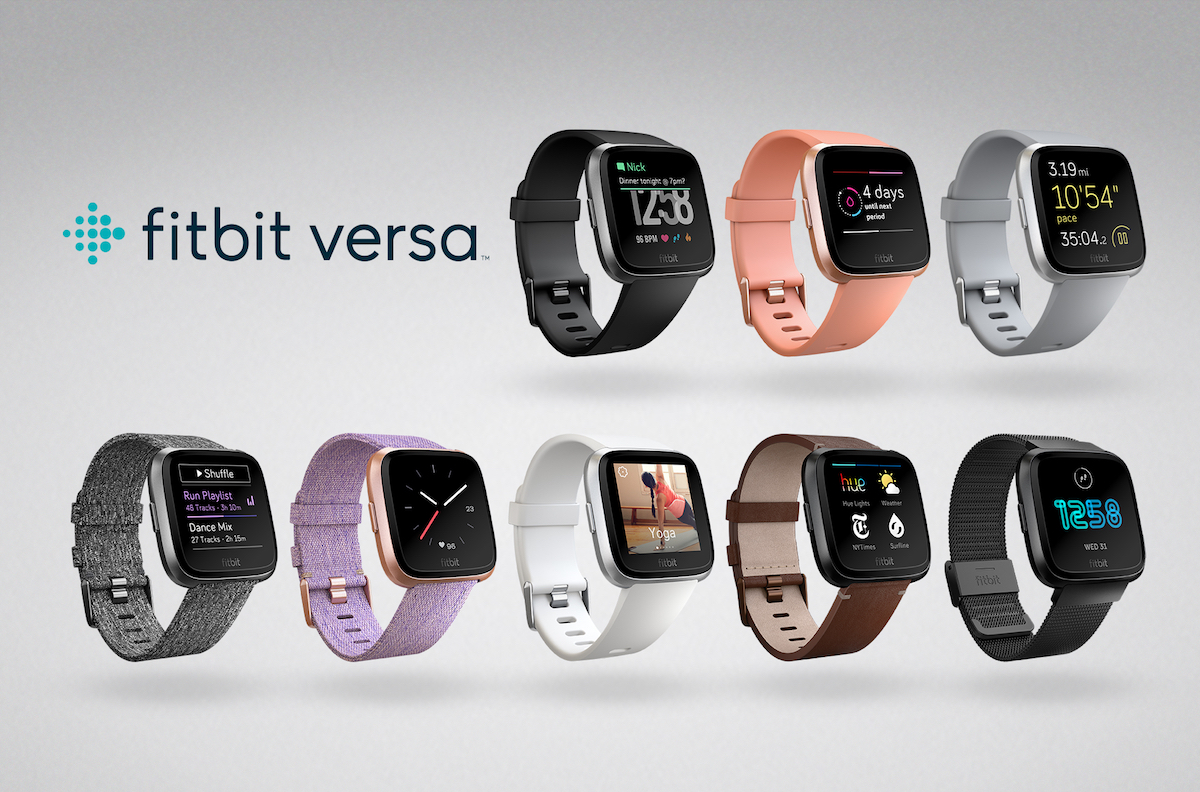 Fitbit Announces New Apple Watch Rival 'Versa' and Kid-Friendly 'Ace' fitbit-announces-new-apple-watch-rival-versa-and-kid-friendly-ace