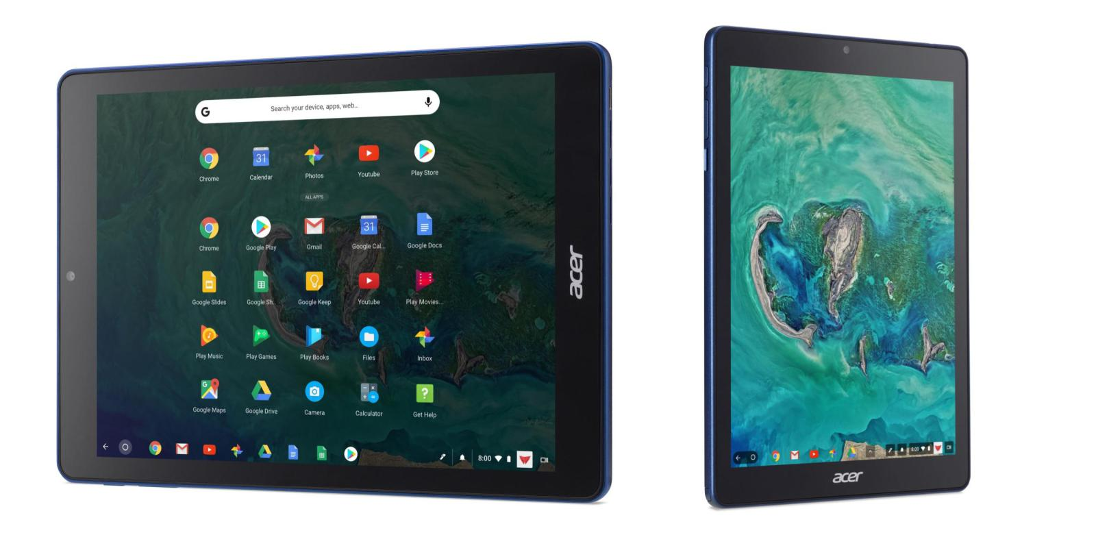 Google debuts Chrome OS tablets to take on the iPad in ...