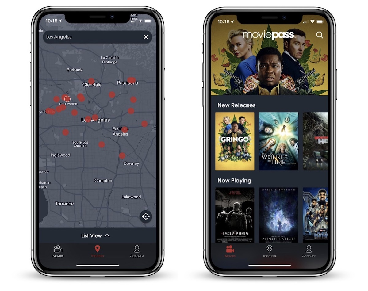 MoviePass CEO Admits He Was 'Completely Inaccurate', iOS App 'Has Never Tracked' Users in Background moviepass-ceo-admits-he-was-completely-inaccurate-ios-app-has-never-tracked-users-in-background