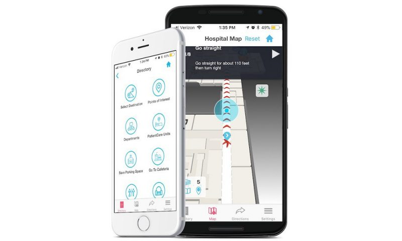 NC Hospital Adds Futuristic Bluetooth Beacons, New Wayfinding App Amid Digital Transformation nc-hospital-adds-futuristic-bluetooth-beacons-new-wayfinding-app-amid-digital-transformation