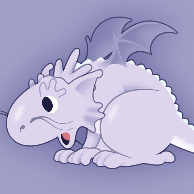 Self-promotion: some cute Baby Dragon stickers for free self-promotion-some-cute-baby-dragon-stickers-for-free