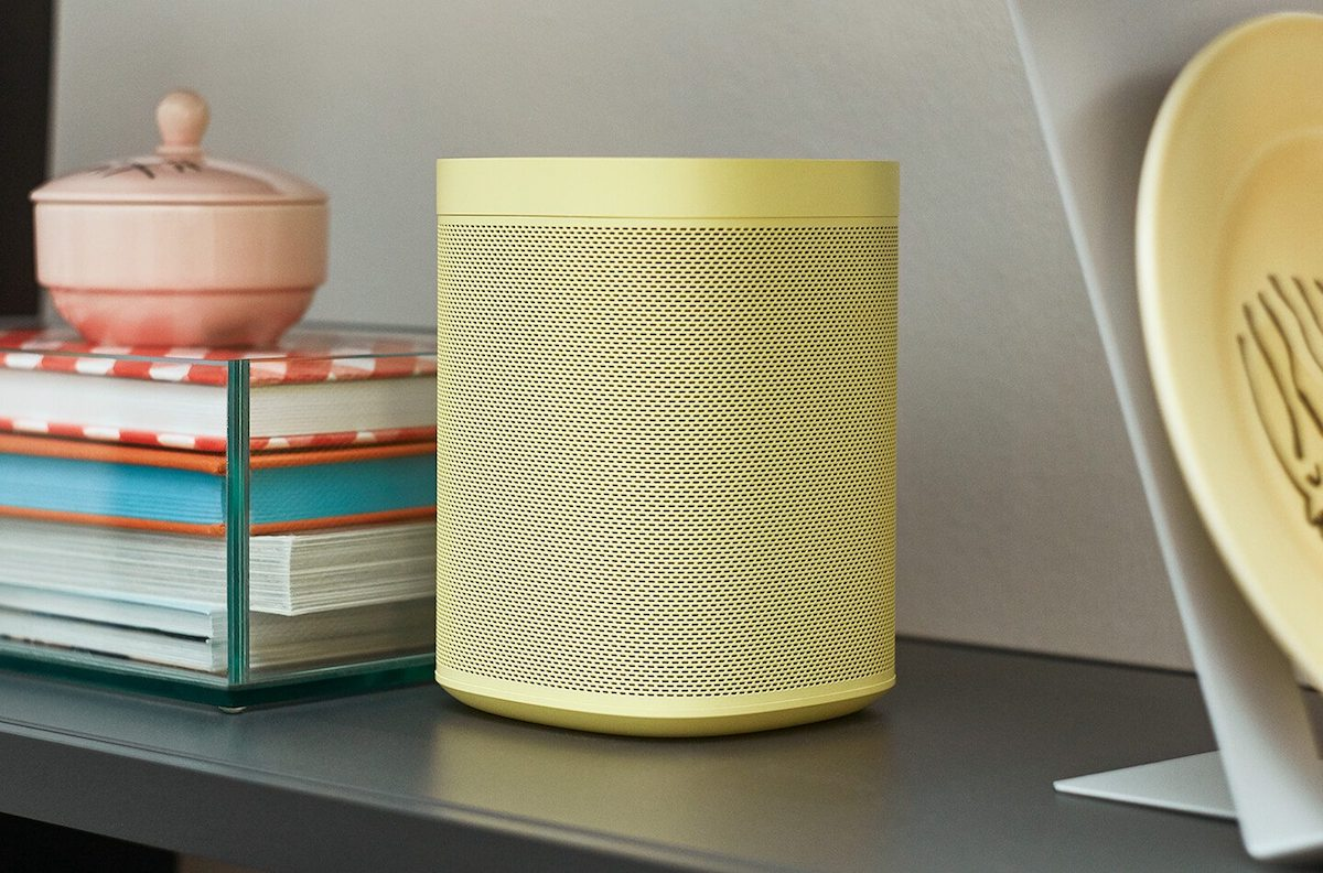 Sonos Announces New Colors for Sonos One Speaker Coming This September 1523971053_491_sonos-announces-new-colors-for-sonos-one-speaker-coming-this-september