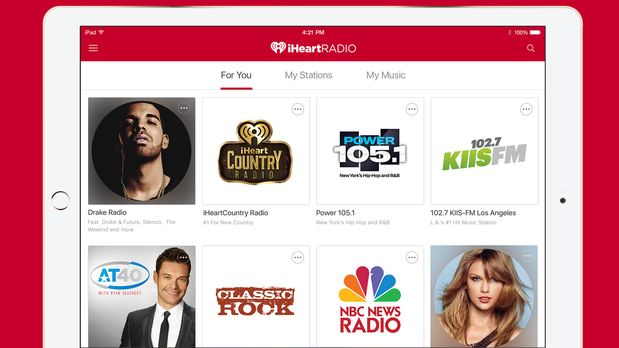 iHeartRadio is opening its curated playlists to all iheartradio-is-opening-its-curated-playlists-to-all