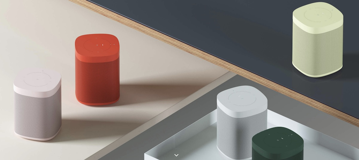 Sonos Announces New Colors for Sonos One Speaker Coming This September sonos-announces-new-colors-for-sonos-one-speaker-coming-this-september