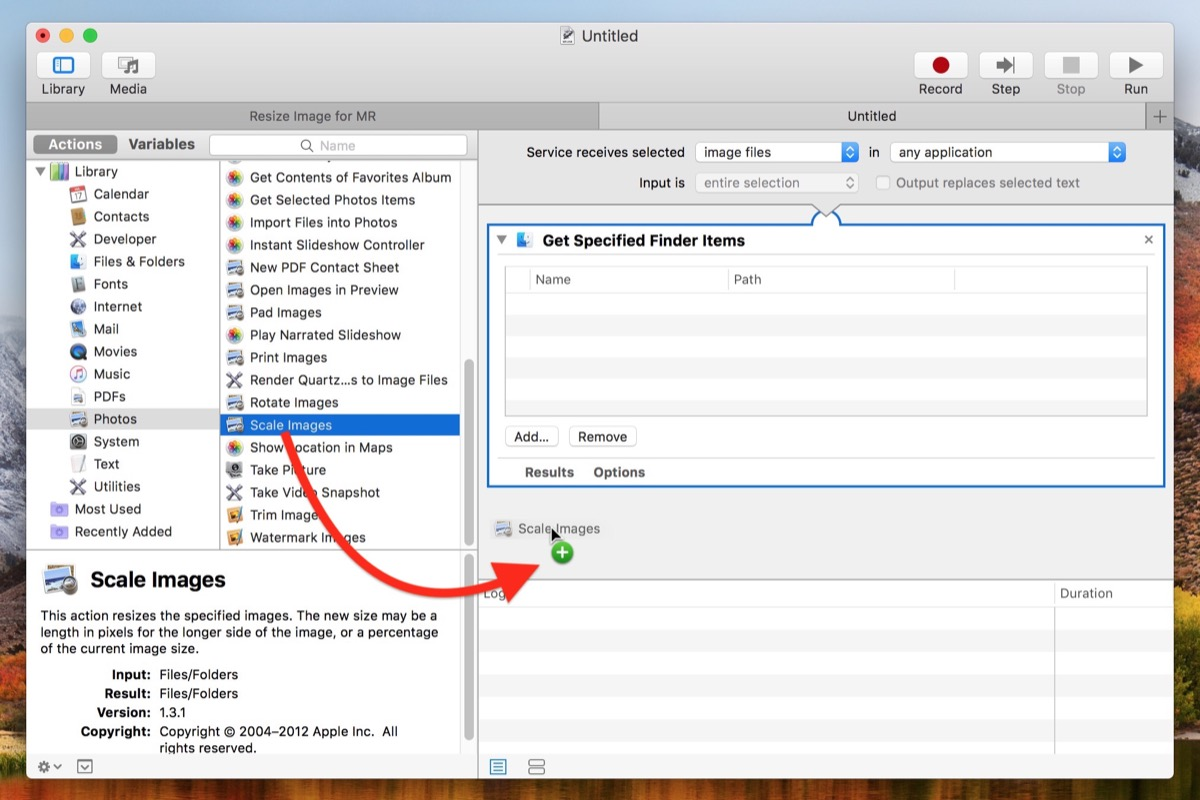 How to Quickly Resize Images on Your Mac Using an Automator Service 1526555804_304_how-to-quickly-resize-images-on-your-mac-using-an-automator-service