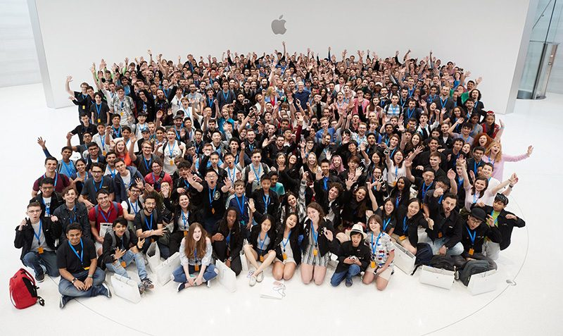 A Week in the Life of WWDC 2018 Scholarship Winners 1528939130_561_a-week-in-the-life-of-wwdc-2018-scholarship-winners