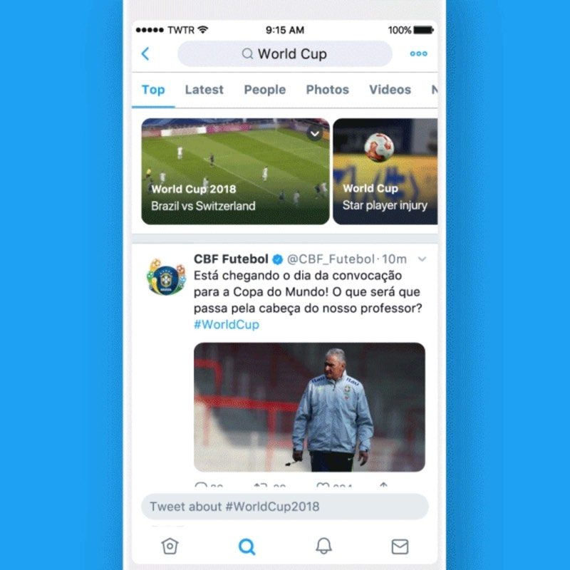 Twitter Launching Personalized News Features, More Robust Search and Revamped Moments Section twitter-launching-personalized-news-features-more-robust-search-and-revamped-moments-section