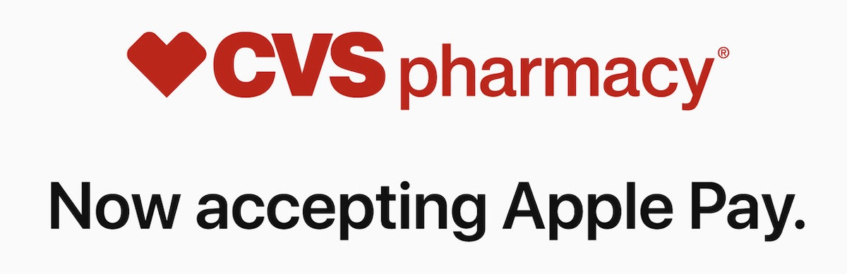 CVS Pharmacy Now Accepting Apple Pay in Stores cvs-pharmacy-now-accepting-apple-pay-in-stores