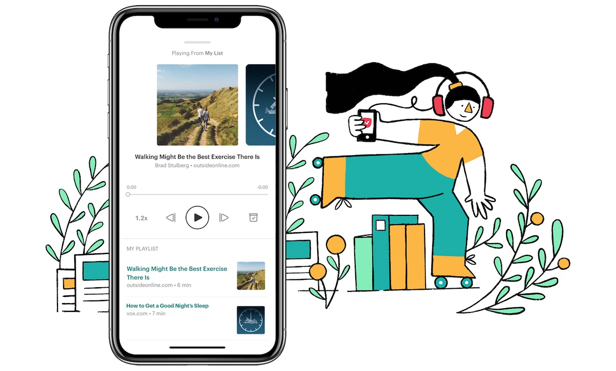 Pocket's Text-to-Speech 'Listen' Feature Updated With More Natural Voice and Easier Controls pockets-text-to-speech-listen-feature-updated-with-more-natural-voice-and-easier-controls