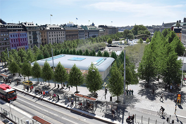 Stockholm's New City Council Opposes Planned Apple Store at Kungsträdgården stockholms-new-city-council-opposes-planned-apple-store-at-kungstradgarden