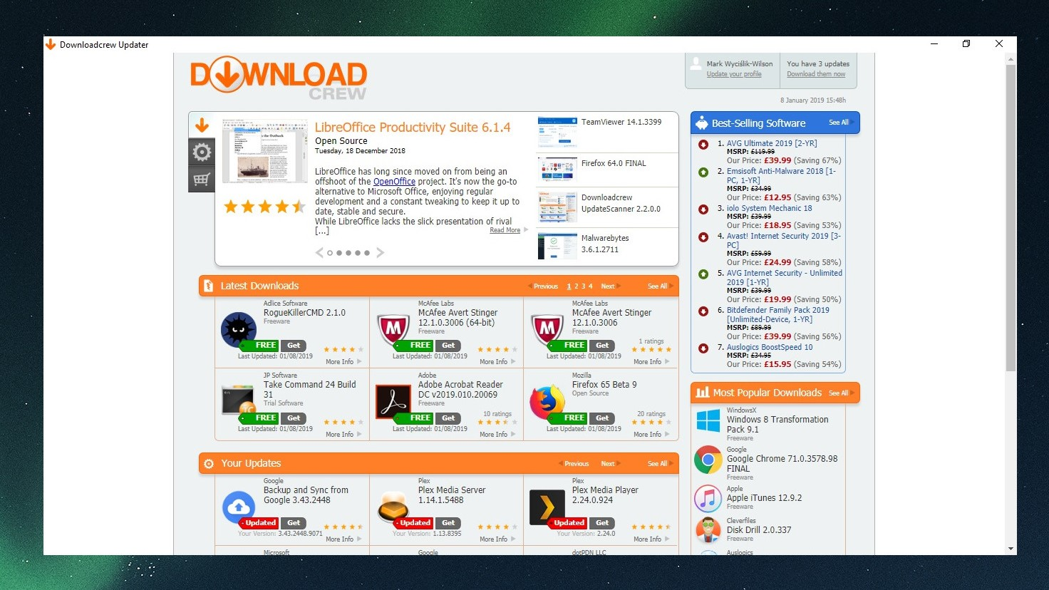 The best free software updater 2019 1547210290_233_the-best-free-software-updater-2019