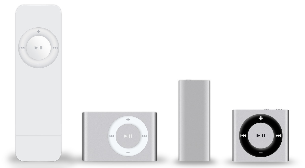 First-Generation iPod Shuffle Turns 14 Today 1547227264_412_first-generation-ipod-shuffle-turns-14-today