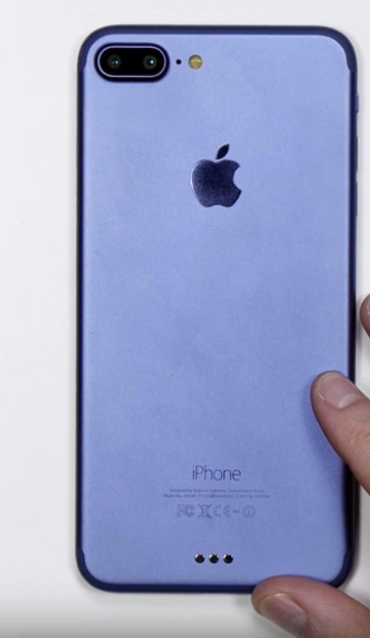 I'm looking for an iPhone 7 Plus housing similar to the dark blue mock-up from before the phone was released or a gray slate color like the 6, I've looked everywhere and I can't find anything im-looking-for-an-iphone-7-plus-housing-similar-to-the-dark-blue-mock-up-from-before-the-phone-was-released-or-a-gray-slate-color-like-the-6-ive-looked-everywhere-and-i-can
