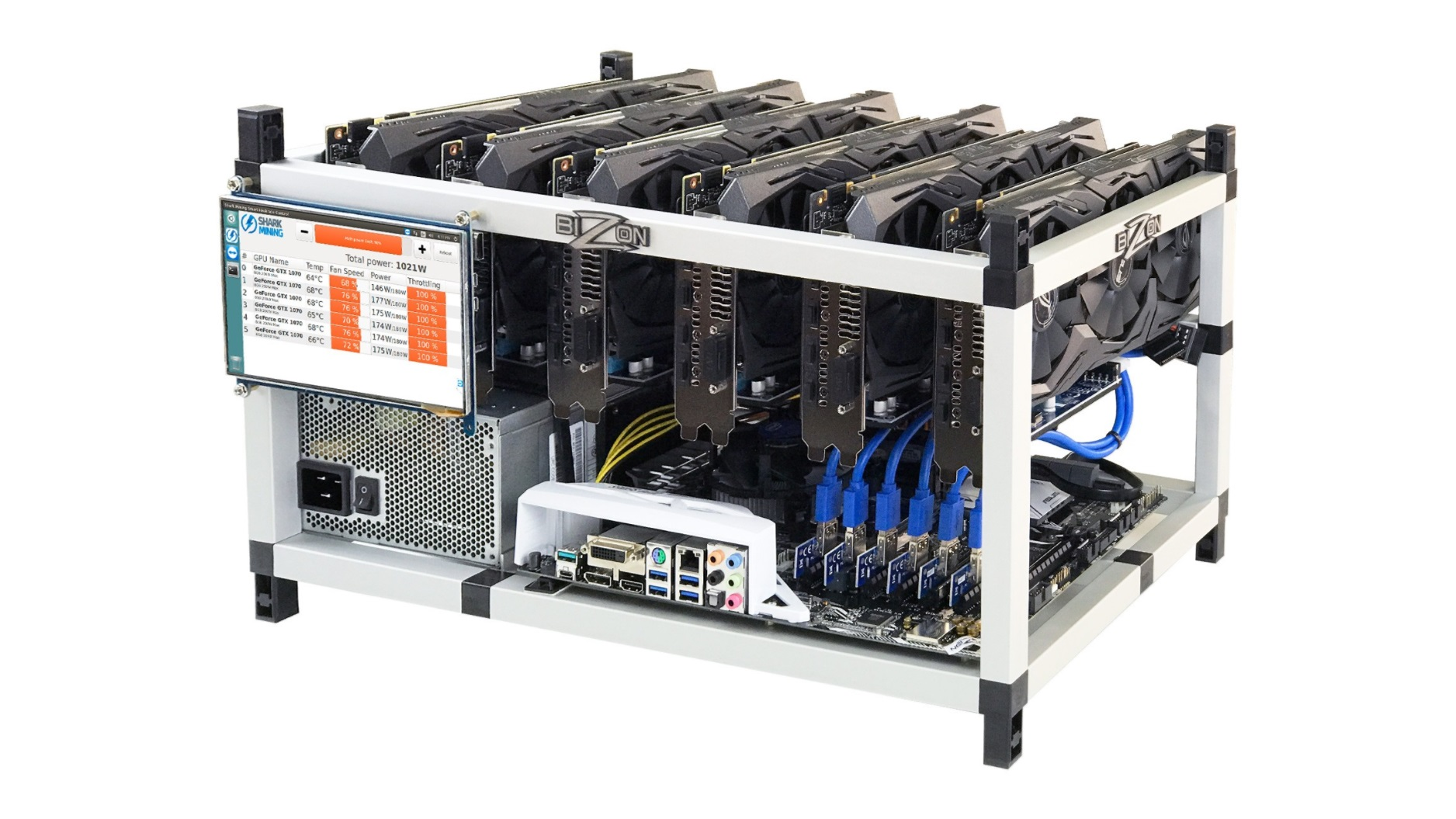 mining rig cryptocurrency